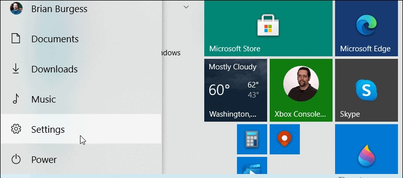 Cách liên kết điện thoại với Windows 10