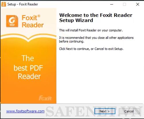 cài đặt foxit reader-B2_result