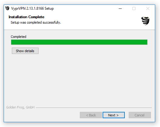 Cài đặt phần mềm VyprVPN 2