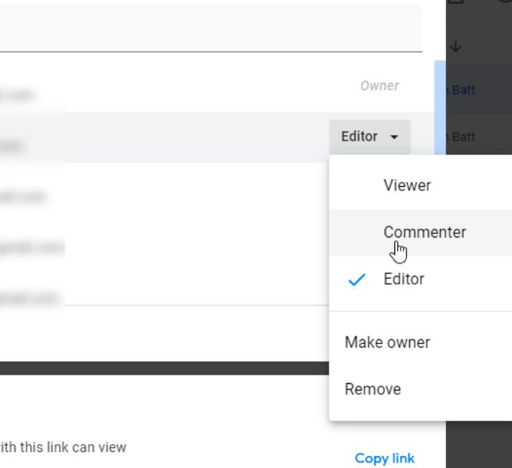 Cách xem ai có quyền truy cập Google Drive