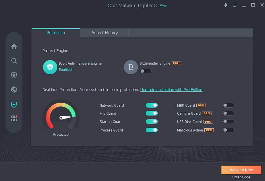 Iobit Malware Fighter Pro 8.0