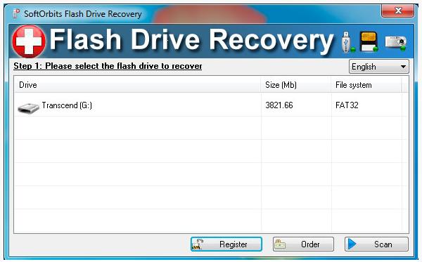 Khôi phục dữ liệu trên USB