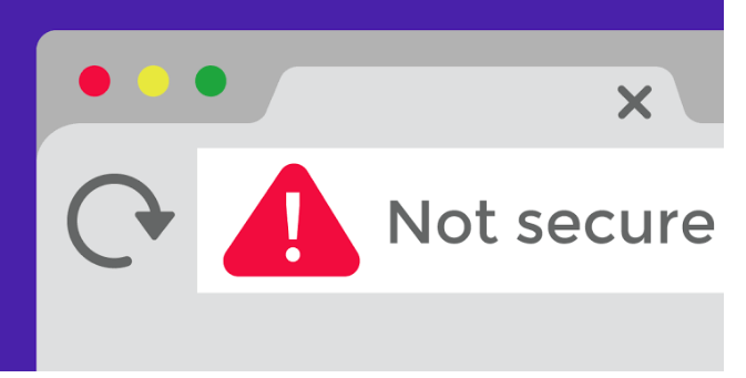 Không bảo mật https