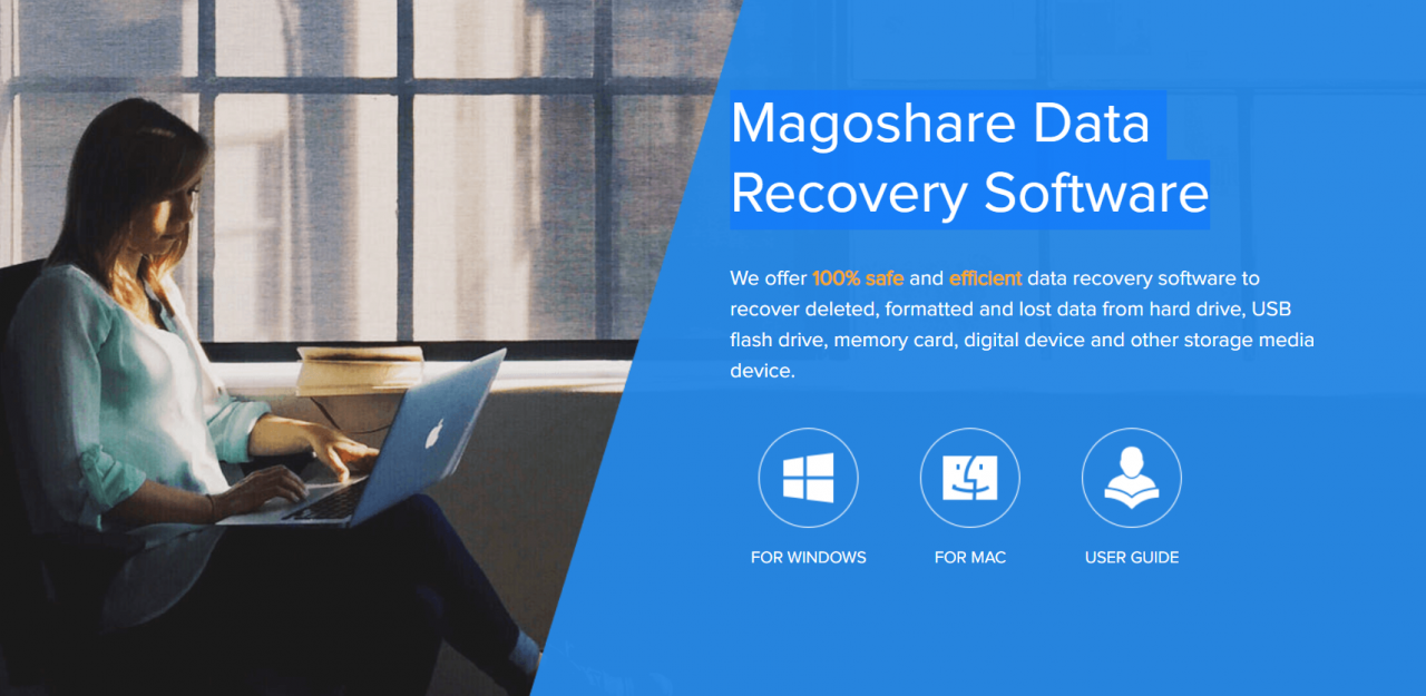 Magoshare Data Recovery Software