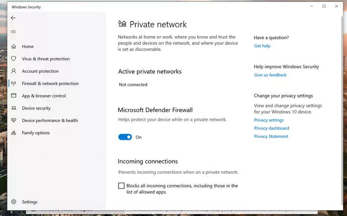 sửa lỗi kết nối mạng windows 10