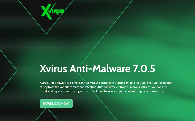 Bảo vệ hệ thống với Xvirus Anti-Malware Pro