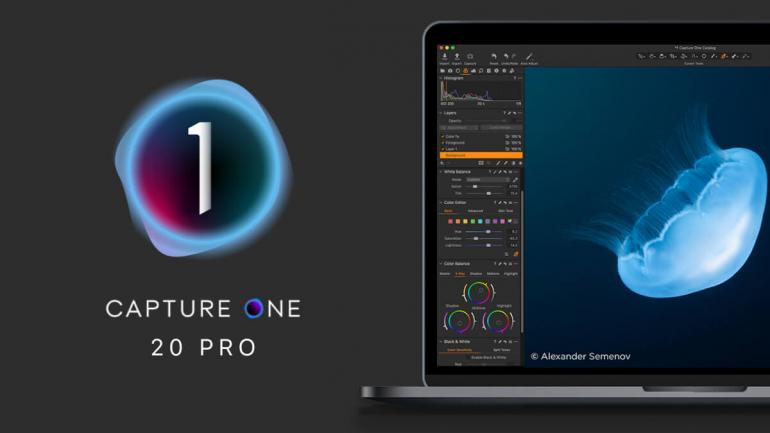 Download phần mềm Capture One 20 Pro 13.1.3 + HD cài đặt chi tiết