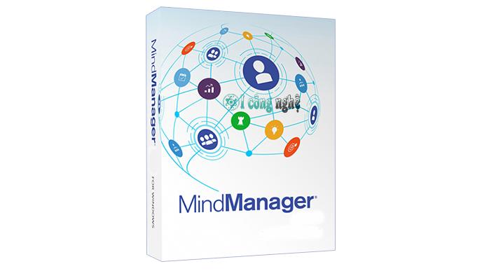 Kết quả hình ảnh cho Mindjet MindManager 2021