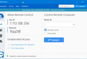 Download TeamViewer 14 – Điều khiển máy tính từ xa