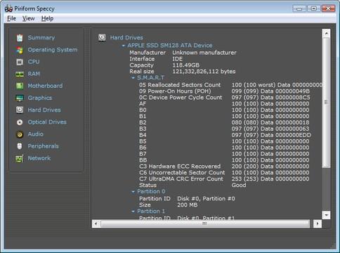 Kết quả hình ảnh cho Speccy 1.3.2.740