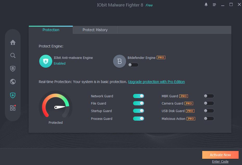 Key bản quyền phần mềm IObit Malware Fighter Pro 8.1
