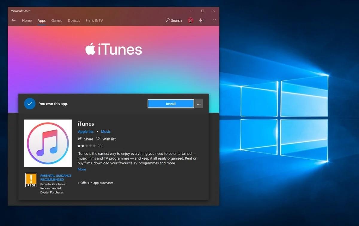 Cách chuyển ảnh từ iPhone và iPad sang Windows 10