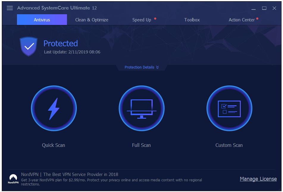 Miễn phí key bản quyền phần mềm Advanced SystemCare Ultimate 13.5