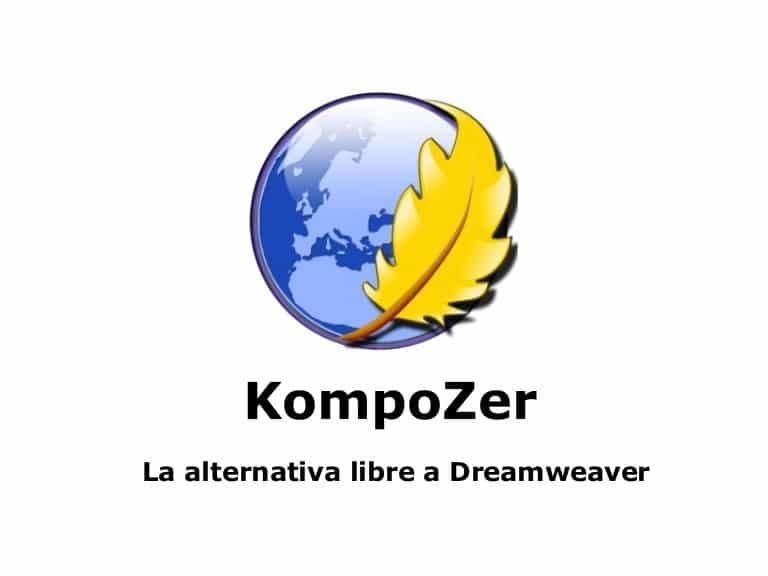 Download Kompozer Phiên Bản Mới Nhất 2020 và Hướng Dẫn Cài Đặt