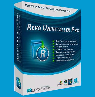 Key bản quyền phần mềm gỡ bỏ ứng dụng triệt để Revo Uninstaller