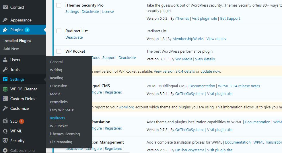 Plugin giúp chuyển hướng bài viết về post, page bất kỳ trong WordPress