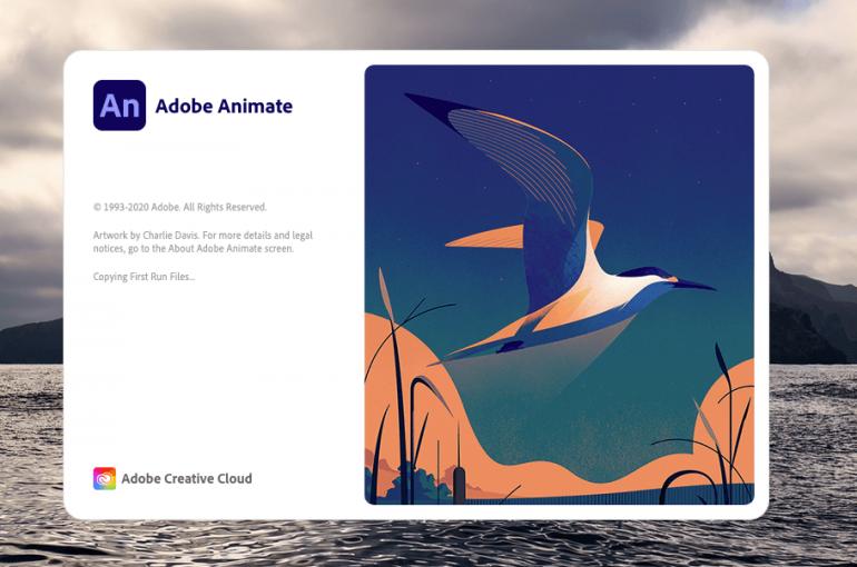 Tải phần mềm Adobe Animate 2021 – crack