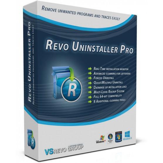 Tải phần mềm Revo Uninstaller Pro 4.3.3 – gỡ cài đặt chương trình