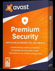 Tải xuống Avast Premium Security 2020 miễn phí – Trình quét Viruss cấp phép