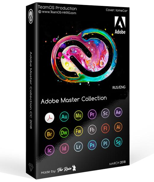 Tải xuống phần mềm Adobe Master Collection 2021 v2.0 miễn phí